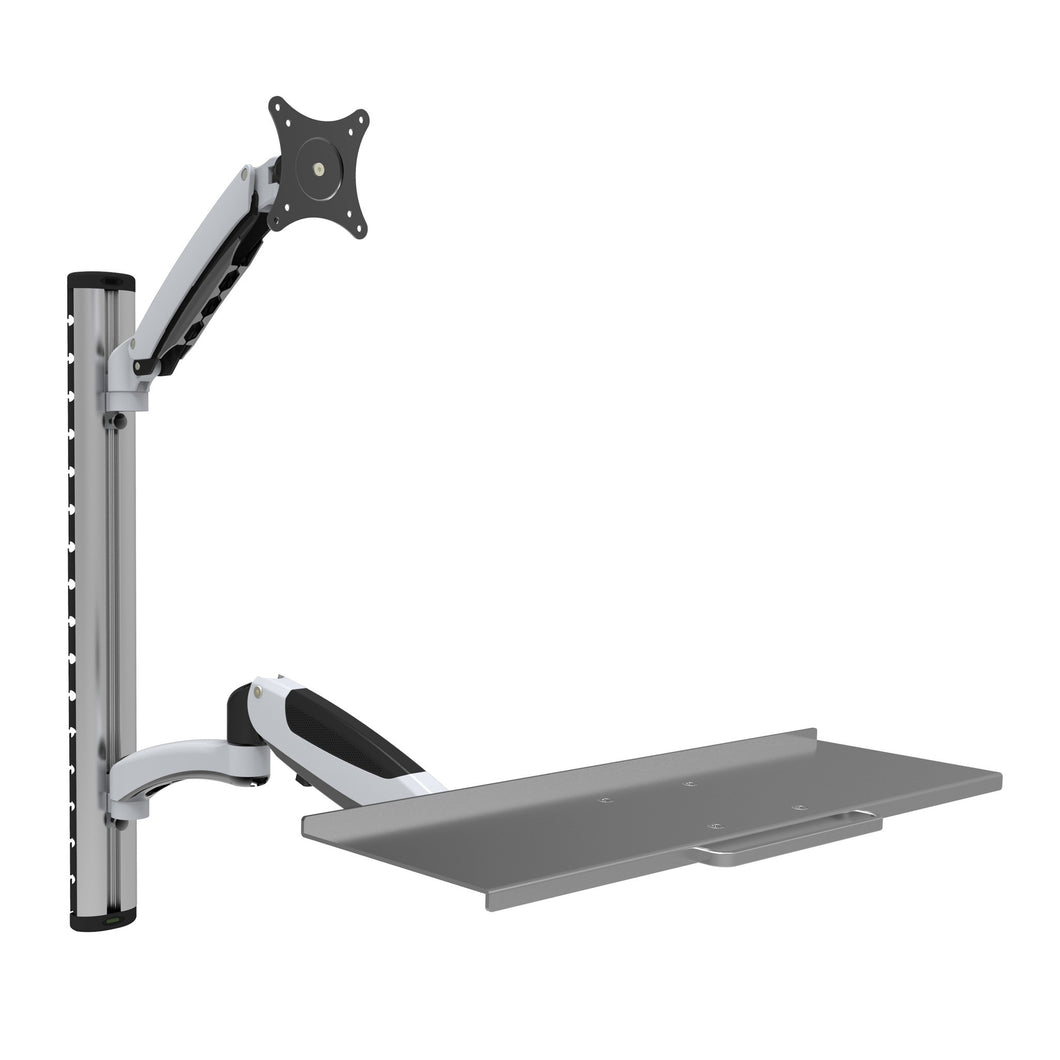 Desk Mount Workstation (LMS-C2)  - 1
