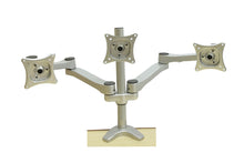 Triple Monitor Stand (Clamp Type) - (ET-C)  - 4