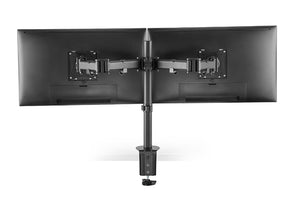 Full Motion Dual Arm Desk Monitor Mount Stand Model No RC2