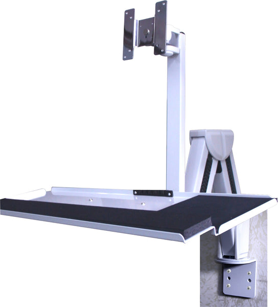Keyboard / Monitor table/Wall mount LMS-C  - 3