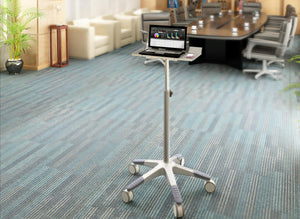 Laptop Mobile Cart (LPC01)  - 2