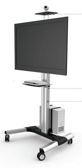 LCD TV Floor Stand (UPC1)  - 2
