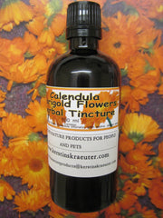 Calendula Tincture - Kerstin's Nature Products