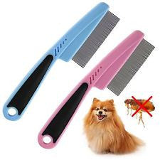 dog and flea comb - kerstin's nature products