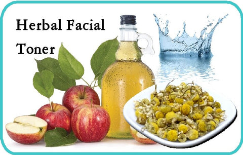 Herbal Facial Toner - Kerstin's Nature Products