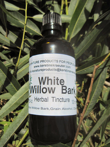 white willow bark tincture
