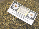 Chamomile Flowers, Dried Herb, Herbal Tea ~Multiple Sizes - Kerstin's Nature Products