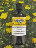 Arnica Infused Herbal Oil ~Multiple Sizes - Kerstin's Nature Products
