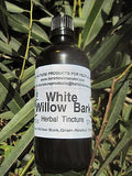 White Willow Bark Herbal Tincture - Kerstin's Nature Products