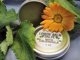 Lemon Balm Salve with Calendula - Kerstin's Nature Products