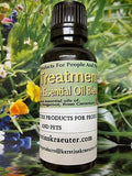 Acne Treatment, Natural Pure Essential Oil Blend ~Multiple Sizes - Kerstin's Nature Products