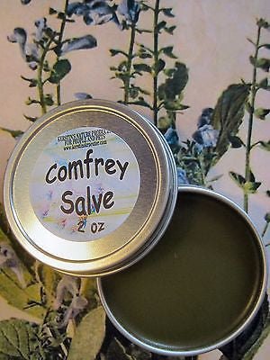 Comfrey Healing Salve - Kerstin's Nature Products
