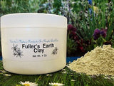 Fuller's Earth Clay ~Multiple Sizes - Kerstin's Nature Products