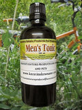Men's Tonic Herbal Tincture ~ Multiple Sizes - Kerstin's Nature Products