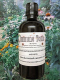 Immune Tonic Natural Herbal Tincture ~Multiple Sizes - Kerstin's Nature Products