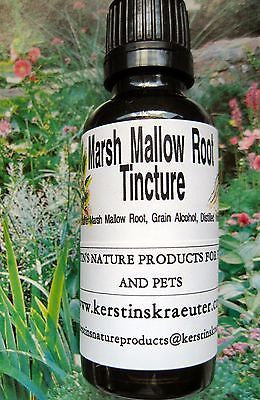 Marshmallow Root Tincture - Kerstin's Nature Products
