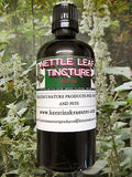 Nettle Leaf Herbal Tincture Extract ~Multiple Sizes - Kerstin's Nature Products