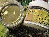 Itch Relief Cream With Green Clay - Kerstin's Nature Products