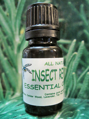 All Natural Insect Repellent Essential Oil Blend ~Multiple Sizes - Kerstin's Nature Products