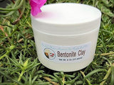 Bentonite Clay, Sodium Bentonite ~Multiple Sizes - Kerstin's Nature Products
