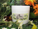 Black Drawing Salve with Pine Tar and Healing Herbs - Kerstin's Nature Products