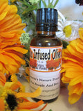 Calendula (Marigold) Infused Herbal Oil - Kerstin's Nature Products