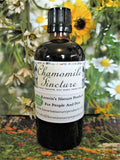 Chamomile Tincture Herbal Extract - Kerstin's Nature Products