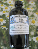 Chamomile Herbal Liquid Extract - Non Alcohol ~Multiple Sizes - Kerstin's Nature Products