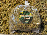 Relaxing 4 Herb Mix - Damiana, Wild Lettuce, Mugwort, Valerian - Kerstin's Nature Products