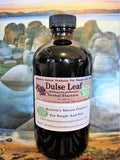 Dulse Leaf Tincture - Multiple Sizes - Kerstin's Nature Products