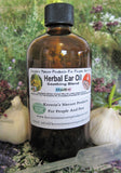 Herbal Ear Oil - Multiple Sizes - Kerstin's Nature Products