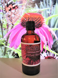 Echinacea Purpurea Herbal Tincture Extract ~Multiple Sizes - Kerstin's Nature Products