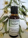 Feverfew Herbal Tincture Extract - Kerstin's Nature Products