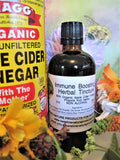 Immune Boosting Tincture - Non Alcoholic - Kerstin's Nature Products