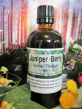Juniper Berry Tincture 3.4 oz - Kerstin's Nature Products