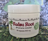 Kudzu Root (Pueraria lobata) 500 mg 30 Capsules - Kerstin's Nature Products