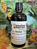 Licorice Root Herbal Tincture - Kerstin's Nature Products