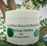 Moringa Oleifera 400 mg 30 Capsules - Kerstin's Nature Products