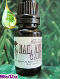 Natural Nail and Cuticle Care Oil ~Multiple Sizes - Kerstin's Nature Products