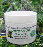Oregano Oil Extract 150 mg 30 Softgels - Kerstin's Nature Products