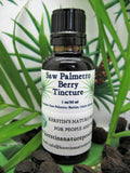 Saw Palmetto Berry Tincture - Kerstin's Nature Products