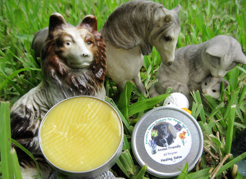 Animal Friendly All Purpose Healing Salve For Pets - Kerstin's Nature Products
