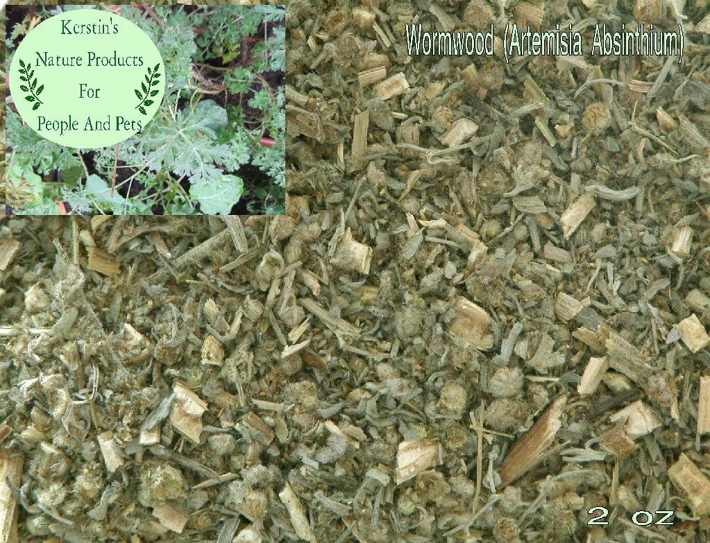 Wormwood - Dried Herb Cut ~Multiple Sizes