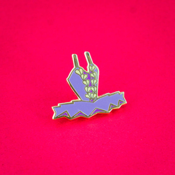 Lilac Fairy Enamel Pin