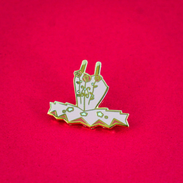 Sleeping Beauty Enamel Pin
