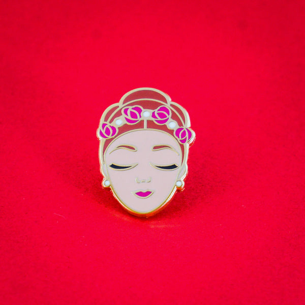 Sleeping Princess (Aurora) Enamel Pin