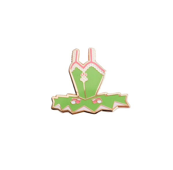 Sugar Plum Fairy Enamel Pin