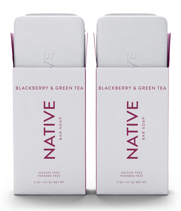 Blackberry & Green Tea