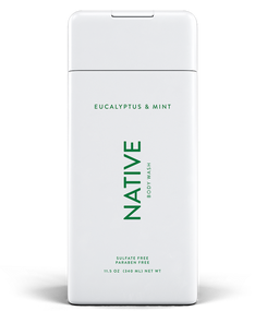 Men Native Moisturizing Body Wash Eucalyptus & Mint