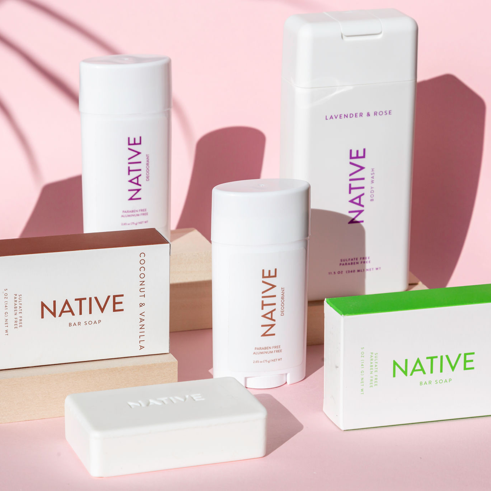 Native Products That'll Rock Your Entire Body